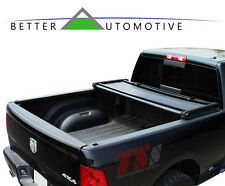 Tonneau Cover Tri-Fold Cover For 2015-2017 Ford F150 6.5ft (78 inch) Bed