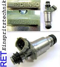 Einspritzdüse DENSO 23250-16120 Toyota Celica T 18 1,6 gereinigt & geprüft