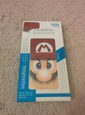 Mario Graphic Screen Protector Guard Shield for iPhone 4/4s