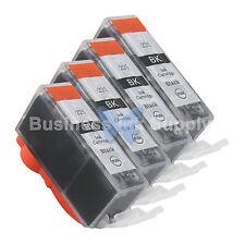 4 PGI-225 BLACK Ink for Canon Printer PIXMA MX712 MX882 MX892 iP4820 PGI-225BK