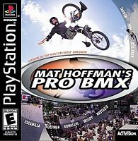 Mat Hoffman's Pro BMX (Sony PlayStation 1, 2001) PS1 Disc Only