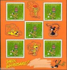 STAMP / TIMBRE FRANCE BLOC N° 58 ** TIMBRES POUR ANNIVERSAIRES BANDE DESSINEE