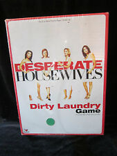 NIP Desperate Housewives Dirty Laundry Game 2005