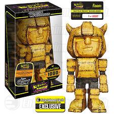 Transformers Battle Ready Bumblebee Hikari Premium Japanese Vinyl Funko 1000