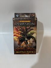 Fantasy Flight Games Warhammer Invasion Card Game Battle for the Old World Pack