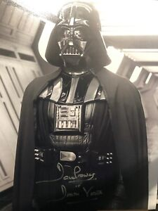 """Genuine Certified Dave Prowse Darth Vader Signed Photograph10"""" X 8"""""""