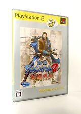 SENGOKU BASARA 2 Heroes Gaiden Sony Playstation 2 PS2 The Best Japan