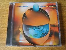 CD Album: Edgar Froese : Stuntman : Tangerine Dream Sealed Eastgate Version
