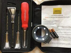 VisibleDust SD-800 Arctic Butterfly Pro Kit & 7x Sensor Loupe