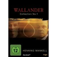 WALLANDER - COLLECTION NO. 1 2 DVD NEU