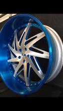24Inch Customized 3pc Wheels