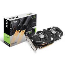 MSI Nvidia GeForce GTX1060 6GB OC GDDR5 Gaming Graphics Video Card