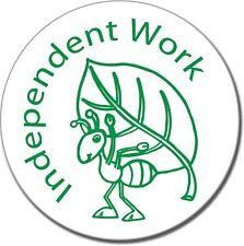 ST63 Independent Work Ant Pre-inked School Marking Stamper