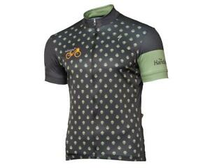 "AMain ""The Handlebar"" Specialized RBX Sport Short Sleeve Jersey (Black/Green)"