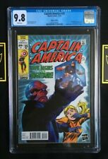 Captain America #25 Hasbro Edition 1st Sam Wilson As Cap  CGC 9.8 3737273002