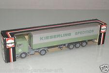 """Herpa 1:87  811285 Mercedes-Benz Langpritsche """"Kieserling"""" OVP(EH3817)"""