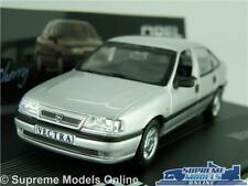 OPEL VECTRA A MODEL CAR 1:43 SILVER IXO COLLECTION VAUXHALL CAVALIER MK3 K8
