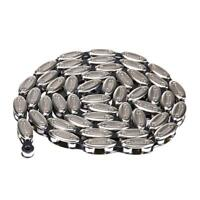 100 Links Steel Bike Bicycle Single Speed Converter Chain Track Fixed Gear Parts