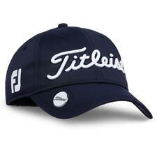 7960a9a4c78da Titleist Golf 2019 Women s Tour Performance Ball Marker Adjustable Hat NAVY  Cap