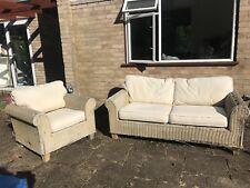 Next Rattan Garden Sofa And Armchair Set Summer Party Set