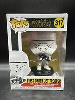Star Wars Funko POP! #317 First Order Jet Trooper Rise of Skywalker
