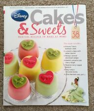 Disney Cakes & Sweets Magazine Issue 38 (MAG ONLY)