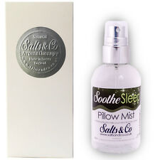 Eucalyptus & Frankincence Pillow Mist Spray - Soothe Sleep - Salts & Co - 100ml