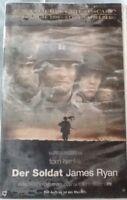 VHS Der Soldat James Ryan (1999) FSK 16 Kriegsfilm von Steven Spielberg