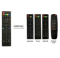 Fernbedienung kompatibel für Sat-Receiver Amstrad / Echosat / Istar / Redline