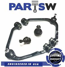 4 Pc Suspension Kit for Expedition F-150 F-250 Upper Control Arms & Ball Joints