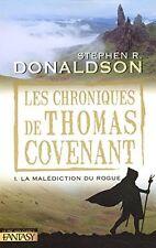 Les chroniques de Thomas Covenant 1.Stephen R.DONALDSON SF33