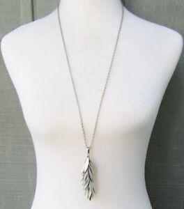 Lia Sophia Jewelry Silver Necklace