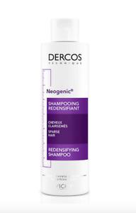 VICHY Dercos Neogenic Redensifying shampoo Hair growth stimulating 200ml