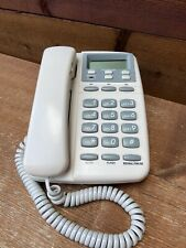corded telephone with caller id