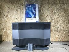New listing Bose Acoustic Wave Music System Cd-3000 with Pd-2 Pedestal & Remote*Read*