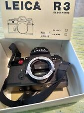 【MINT in Box】 LEICA R3 MOT Electronic 35mm SLR Film Camera Body Only