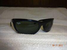 Vintage Black B&L Ray-Ban Balorama Sunglasses, Made in Usa