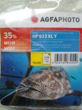Agfa Wiederaufbereitete Patrone HP 933 XL Y 1150 Seiten gelb