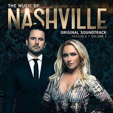 Music Of Nashville Soundtrack Season 6 Volume 1 - Nashville Cast (NEW CD)