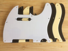 More details for 1 ply tele pickguard for us/mexico and player made fender standard telecaster
