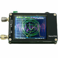 NanoVNA 50KHz-900MHz Vector Network Analyzer Kit MF HF VHF UHF Antenna Analyzer