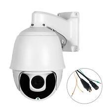 30X Zoom 2MP 1080P HD-AHD/TVI/CVBS 7'' CCTV High Speed PTZ Dome Camera 200M