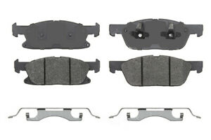Disc Brake Pad Set-Premium Semi-Metallic Brake Pads Front IDEAL PMD1818