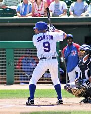 Original Reed Johnson Chicago Cubs Pic 8x10 2008 PhotoArt Vintage Classic