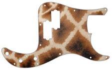 P Bass Precision Pickguard Custom Fender 13 Hole Guitar Pick Guard Giraffe