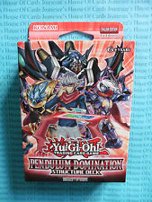 Pendulum Domination Structure Deck SDPD Yu-gi-oh 1st Edition Sealed BNIB English
