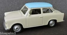Welly 1/60 DDR TRABANT NIB Original from Germany - VERY HARD TO FIND!!!