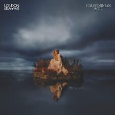 London Grammar - Californian Soil [CD] Sent Sameday*
