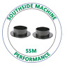SSM PERFORMANCE Weld on Coil Spring Pad CHEVELLE MUSTANG GTO MUSTANG DANA G-BODY