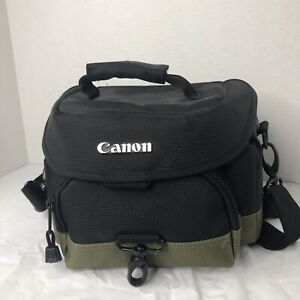 Canon Padded Deluxe Camera and Gadget Bag W/Straps